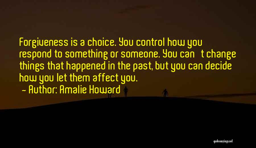 Something You Can't Change Quotes By Amalie Howard