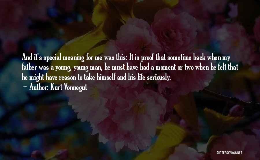 Sometime Life Quotes By Kurt Vonnegut