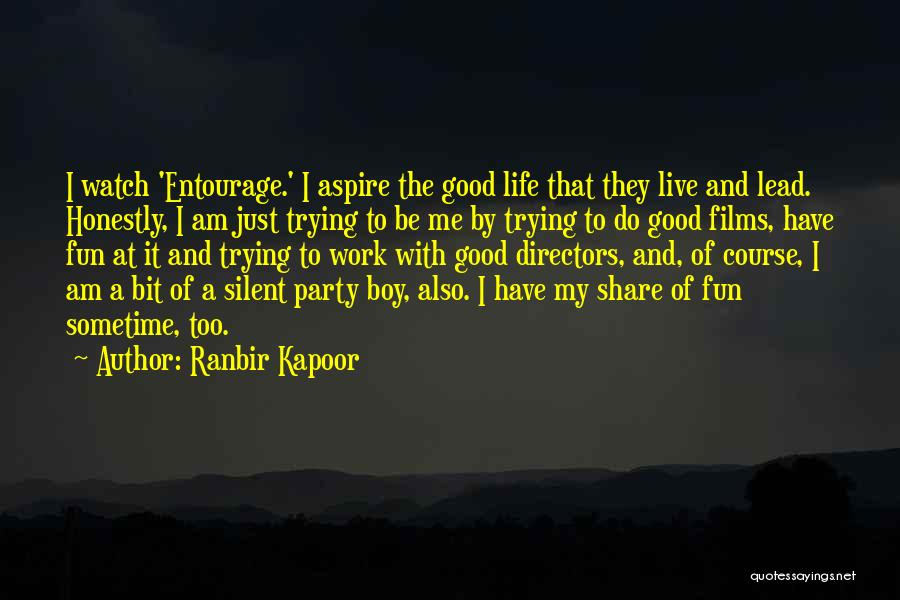 Sometime Life Quotes By Ranbir Kapoor