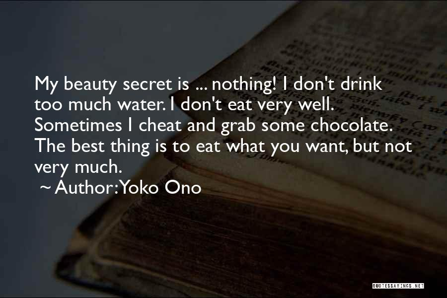 Sometimes What You Want Quotes By Yoko Ono