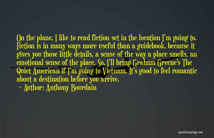 Sometimes You Just Feel Like Giving Up Quotes By Anthony Bourdain