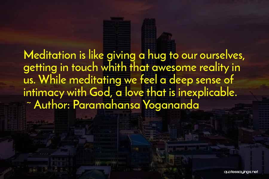 Sometimes You Just Feel Like Giving Up Quotes By Paramahansa Yogananda
