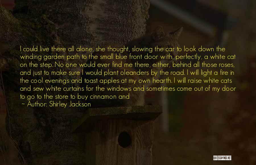 Sometimes You Make Me Sad Quotes By Shirley Jackson