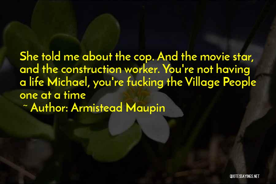 Somewhere In Time Movie Quotes By Armistead Maupin
