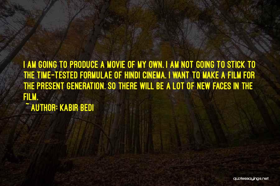 Somewhere In Time Movie Quotes By Kabir Bedi