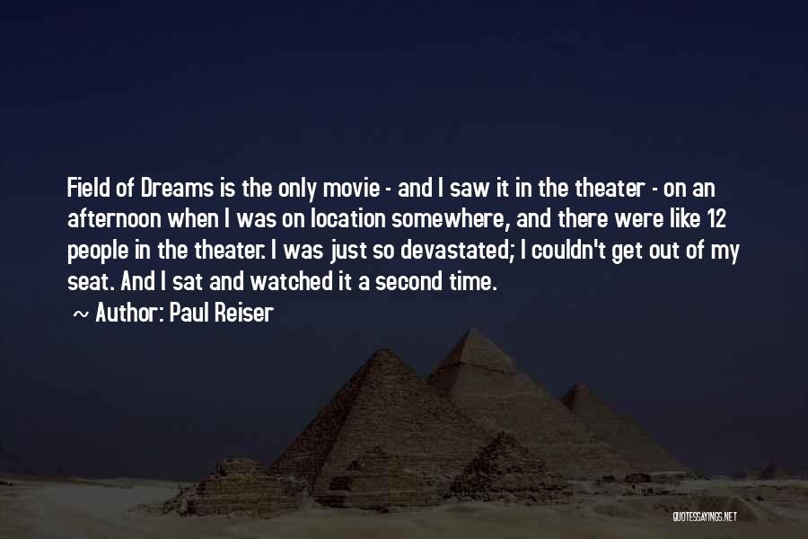Somewhere In Time Movie Quotes By Paul Reiser