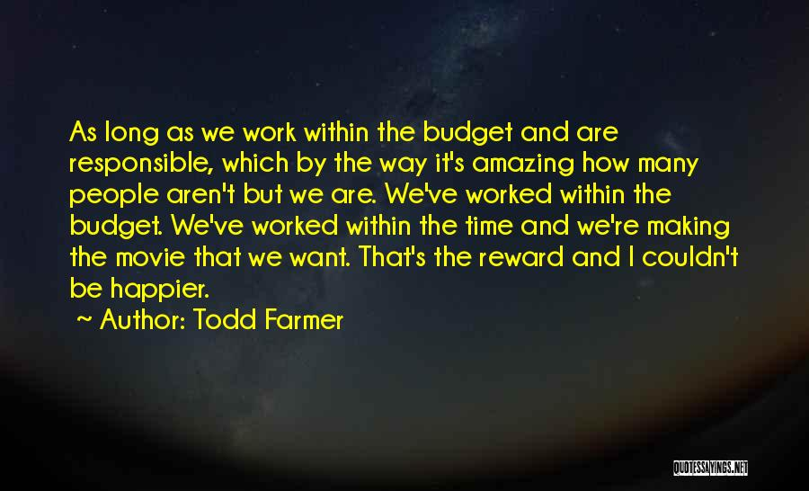 Somewhere In Time Movie Quotes By Todd Farmer