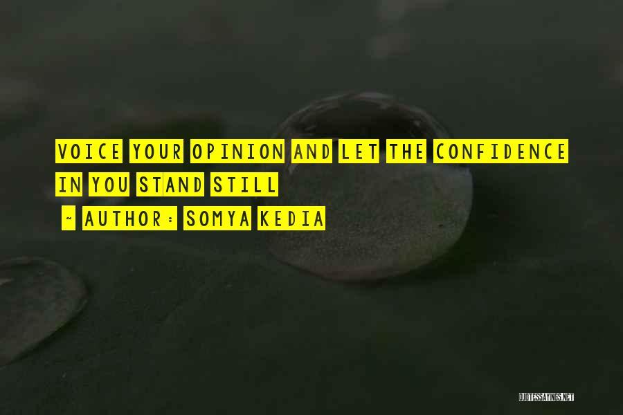 Somya Kedia Quotes 1201584