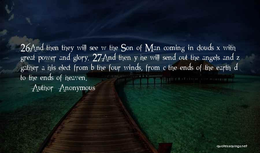 Son In Heaven Quotes By Anonymous