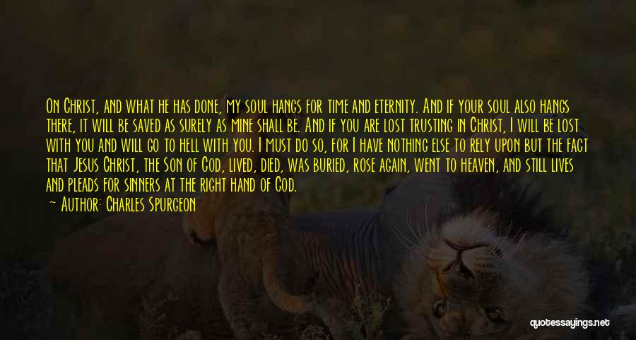 Son In Heaven Quotes By Charles Spurgeon