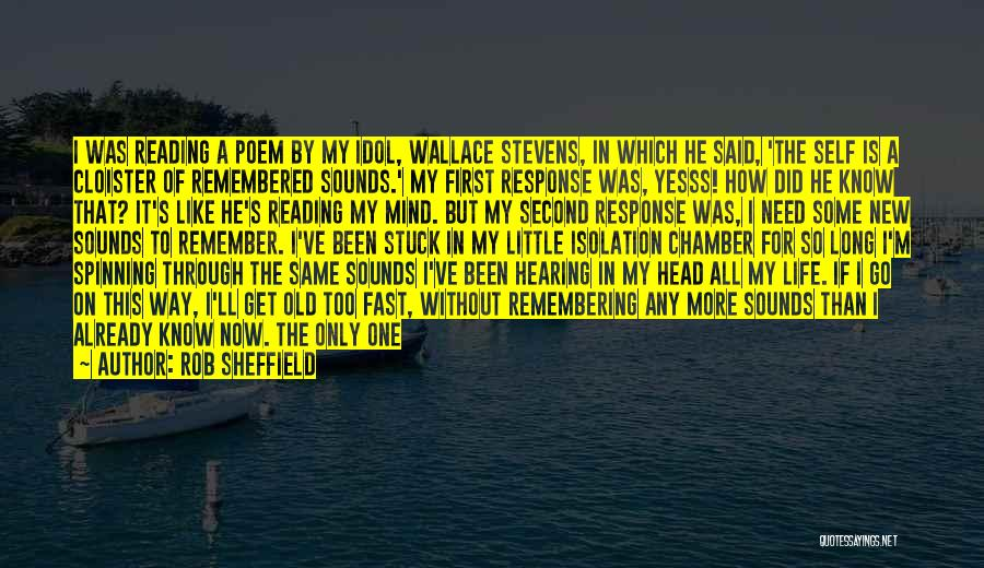 Song In Quotes By Rob Sheffield