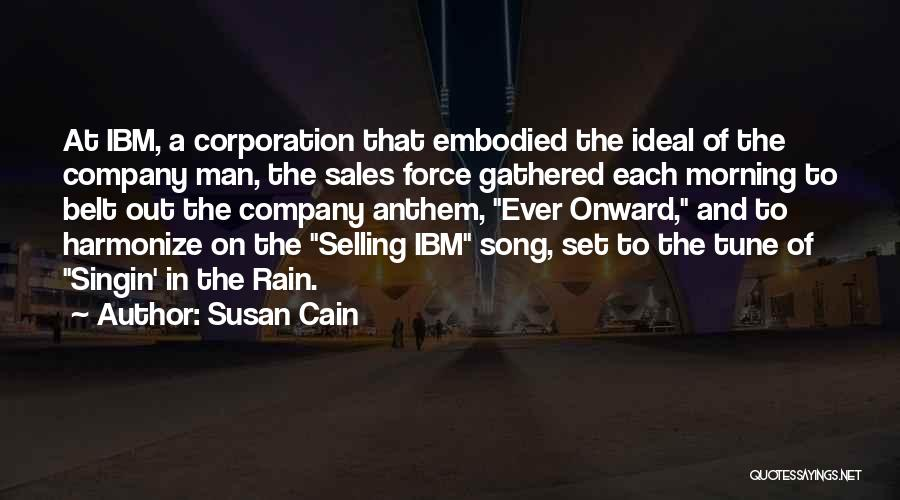Song In Quotes By Susan Cain