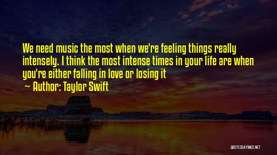 Song In Quotes By Taylor Swift