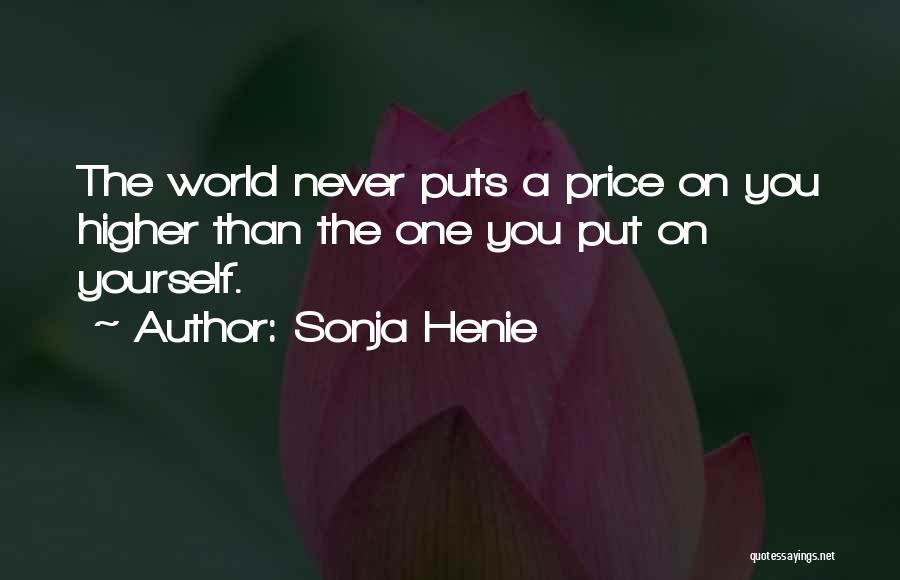 Sonja Henie Quotes 1781883