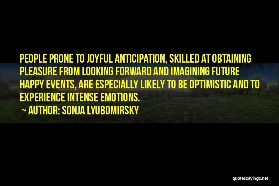 Sonja Lyubomirsky Quotes 102050