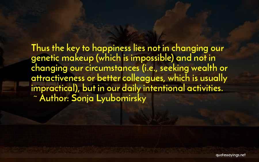 Sonja Lyubomirsky Quotes 106458
