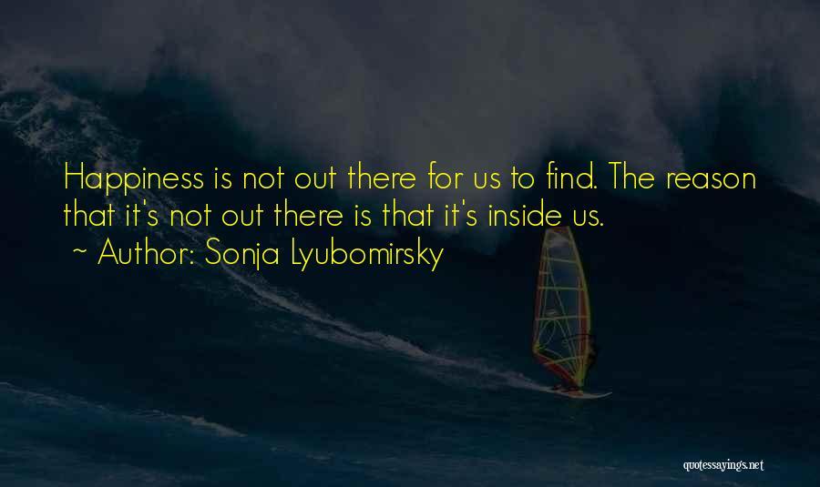 Sonja Lyubomirsky Quotes 1422770