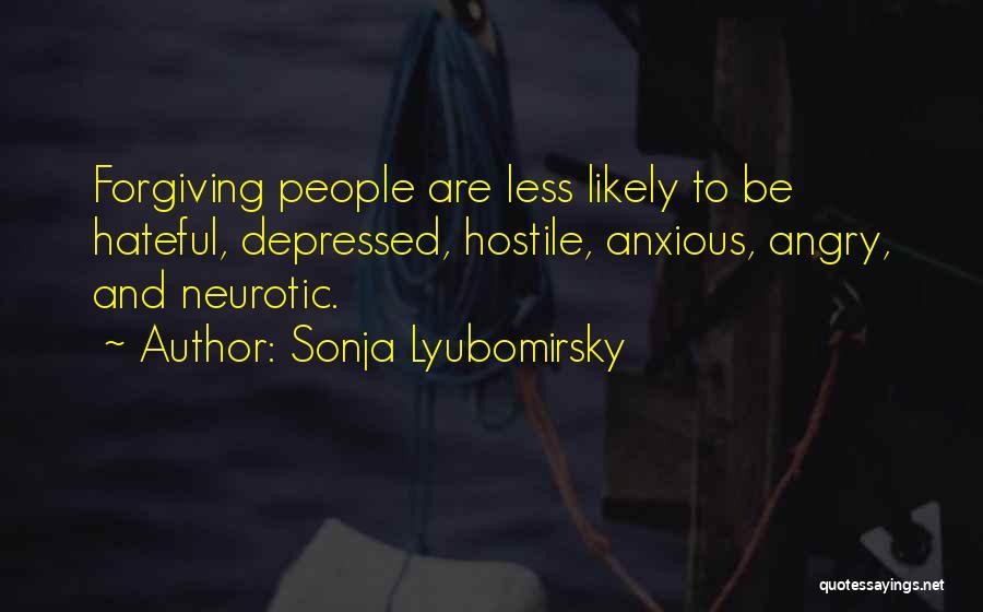 Sonja Lyubomirsky Quotes 1449880