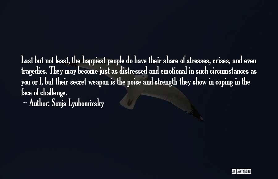 Sonja Lyubomirsky Quotes 1850503