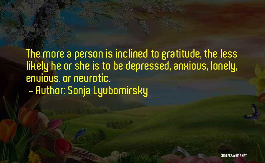 Sonja Lyubomirsky Quotes 2209130