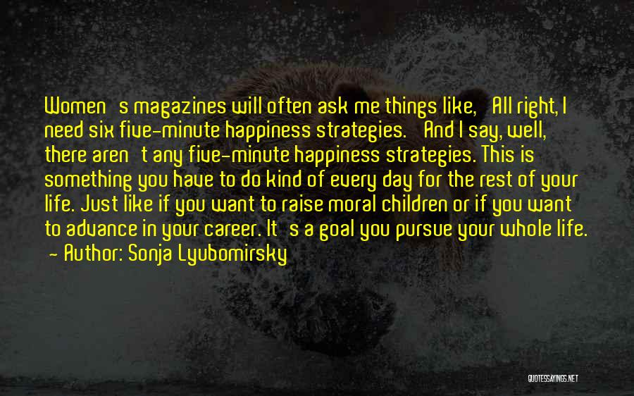 Sonja Lyubomirsky Quotes 421028