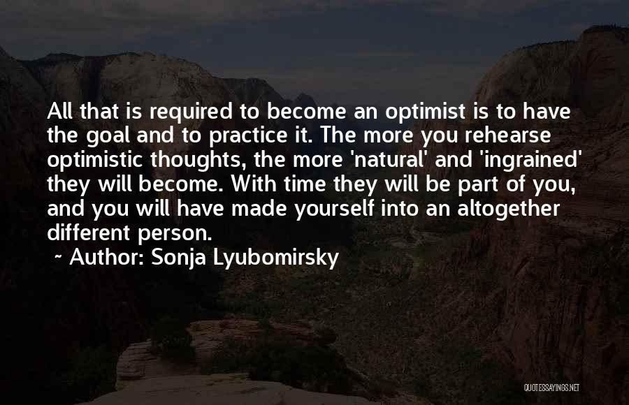 Sonja Lyubomirsky Quotes 745525