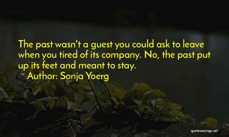 Sonja Yoerg Quotes 1137242
