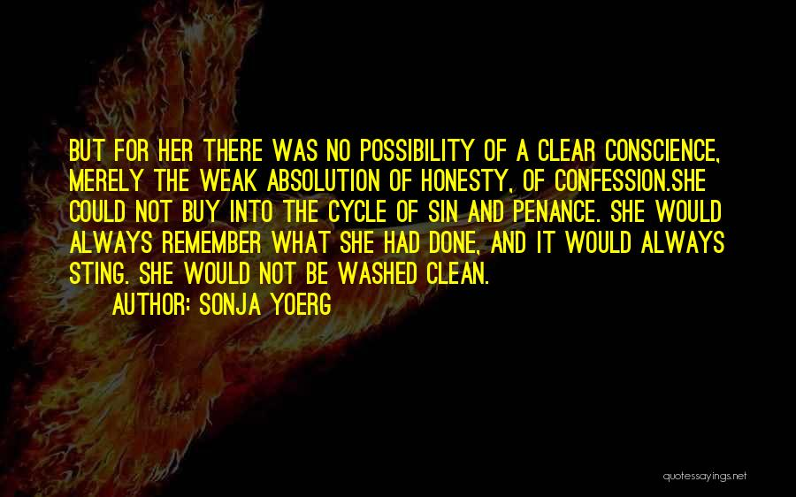 Sonja Yoerg Quotes 1242180