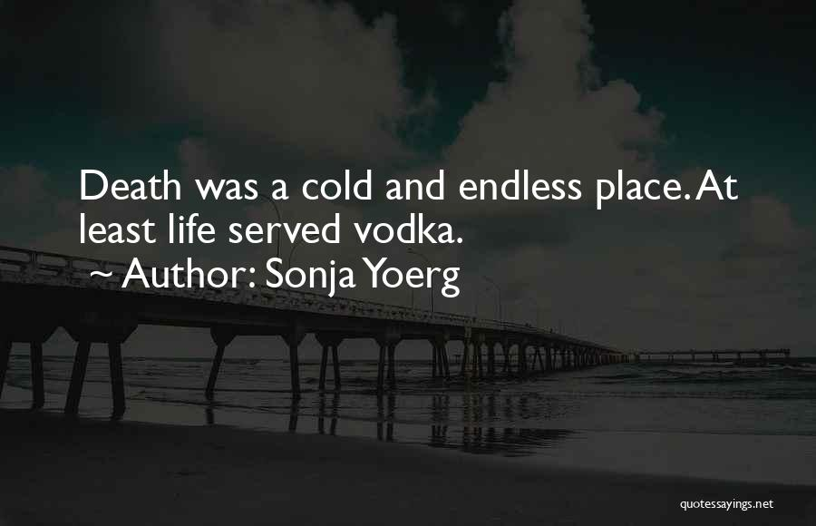Sonja Yoerg Quotes 1371805
