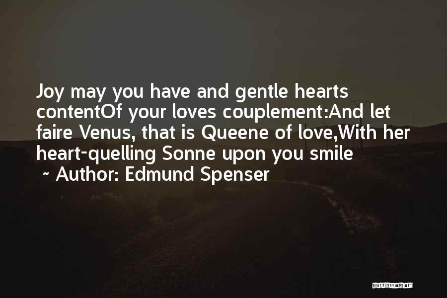 Sonne Quotes By Edmund Spenser