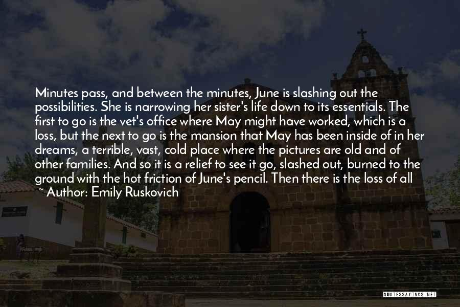 Sons And Husbands Quotes By Emily Ruskovich