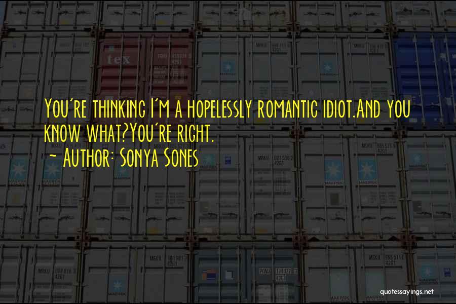 Sonya Sones Quotes 1822841