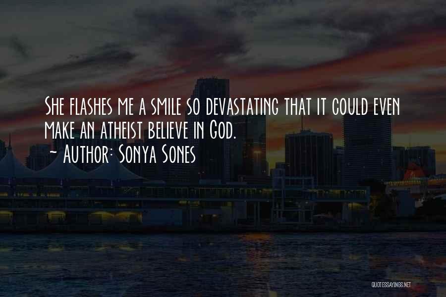 Sonya Sones Quotes 380894
