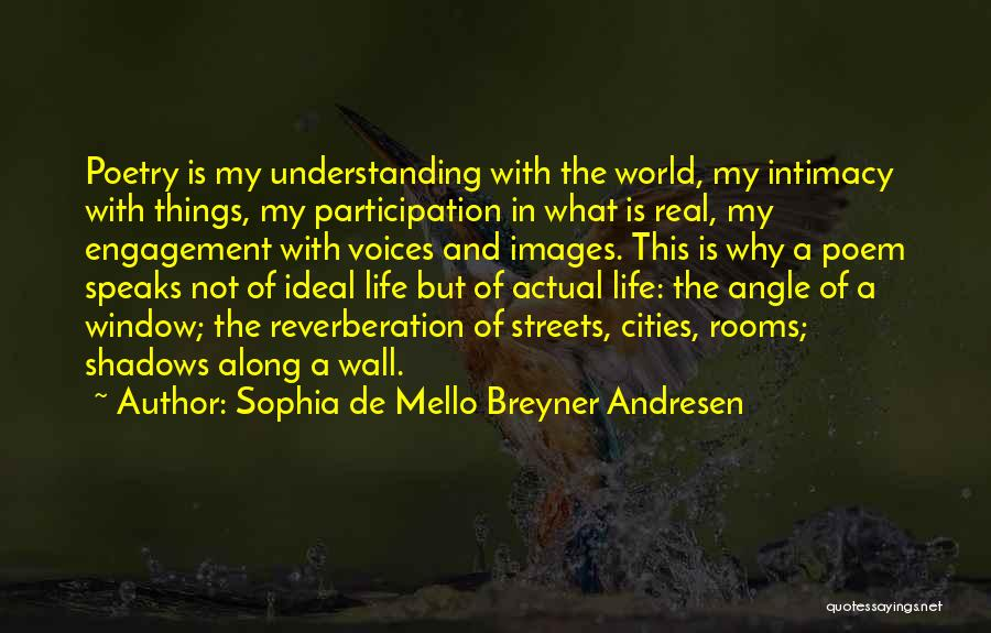 Sophia De Mello Breyner Andresen Quotes 1672499