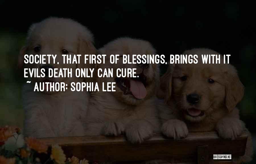 Sophia Lee Quotes 2105449