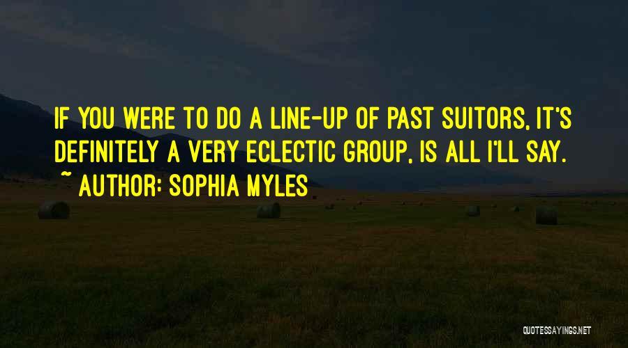Sophia Myles Quotes 2035588