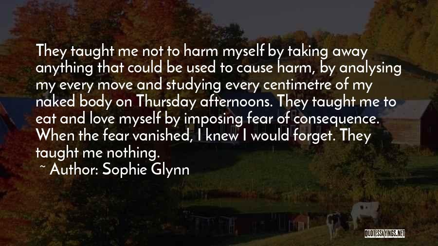Sophie Glynn Quotes 973025