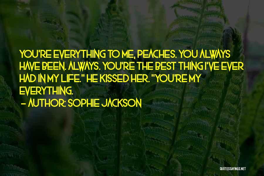 Sophie Jackson Quotes 1727676