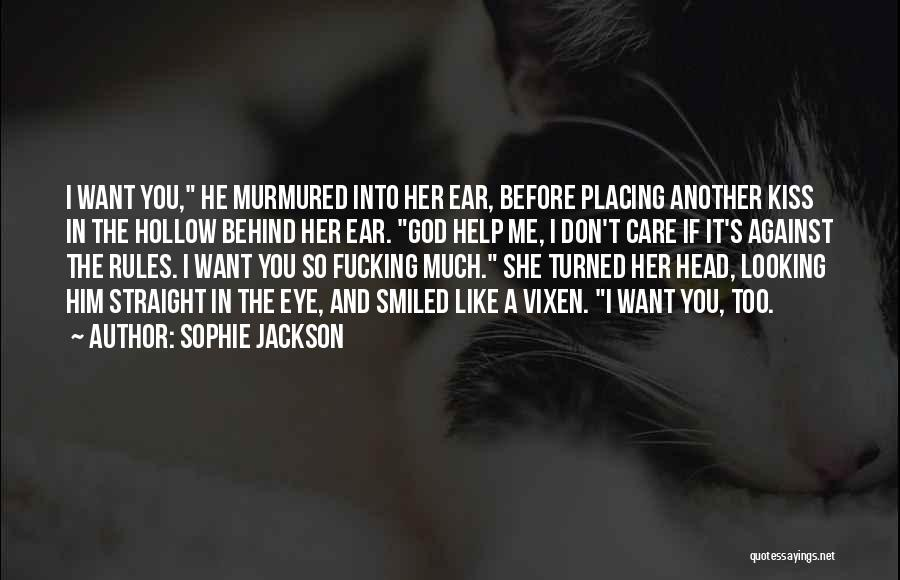 Sophie Jackson Quotes 1918163