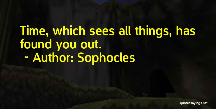 Sophocles Quotes 1075994