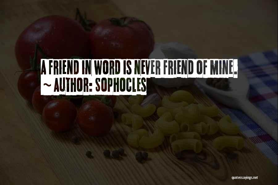 Sophocles Quotes 121915