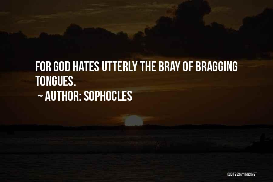 Sophocles Quotes 1259855