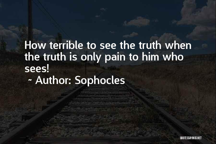 Sophocles Quotes 1376687