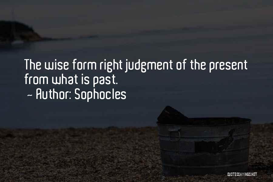 Sophocles Quotes 1389147