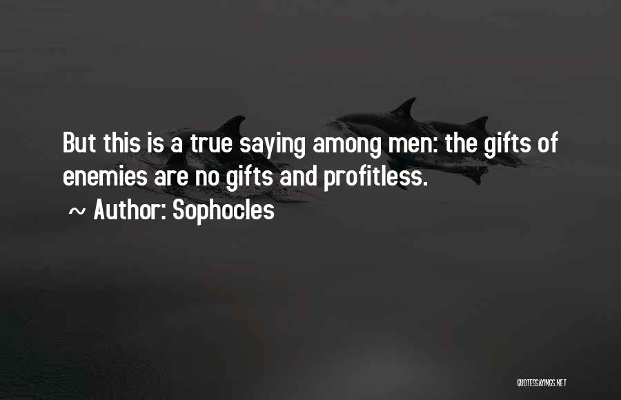 Sophocles Quotes 1404765