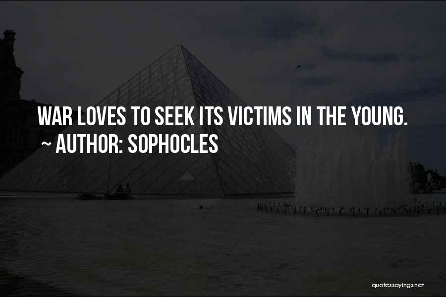 Sophocles Quotes 1445095