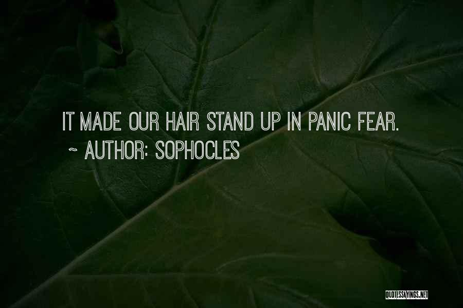 Sophocles Quotes 1468355