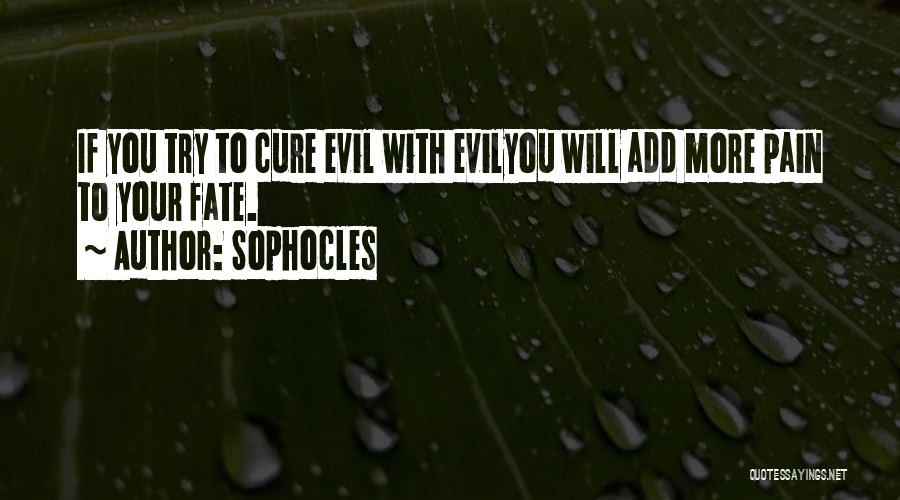 Sophocles Quotes 1480357