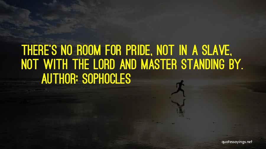 Sophocles Quotes 1514248