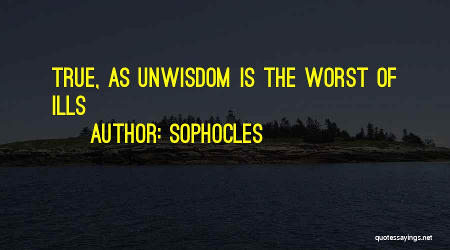 Sophocles Quotes 1555434